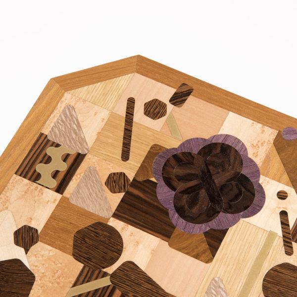 Amboina Side Table
