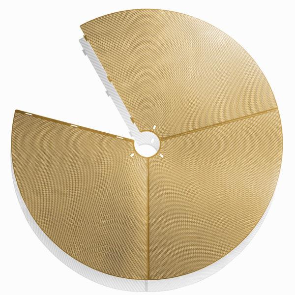 Cymbal Lampshade