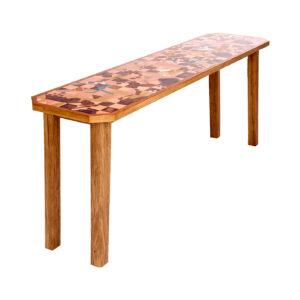 Amboina Side Table