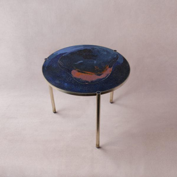 Tinct Table – Cobalt