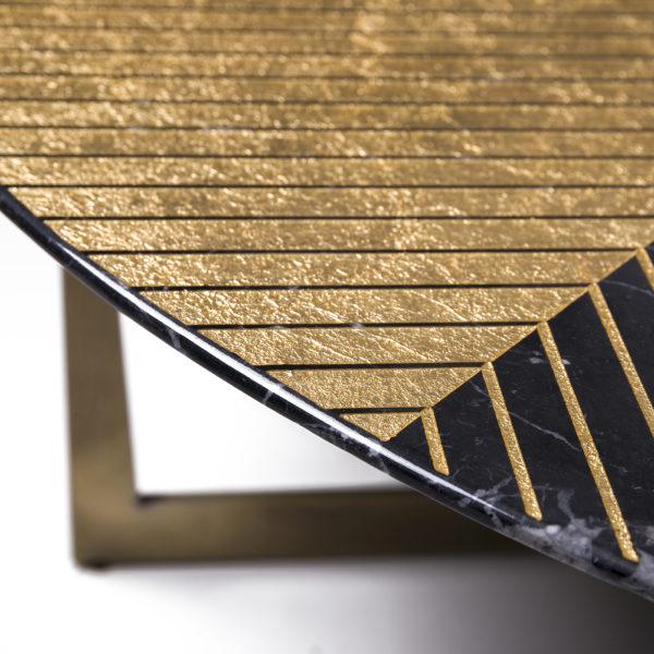 Gold Radius Nero Marquina 100