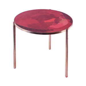 Tinct Table – Vermillion