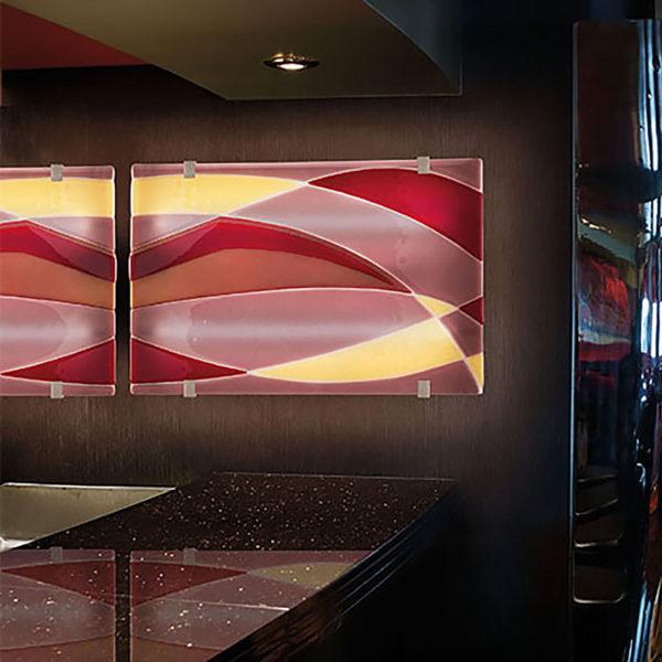 Malibu Glass Panel