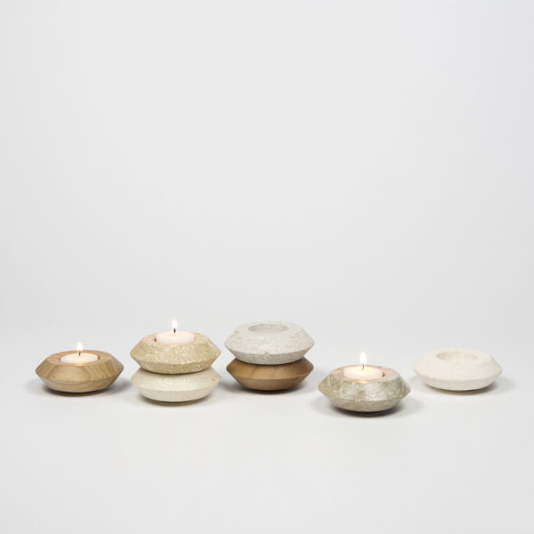 Strato Tealight Holder
