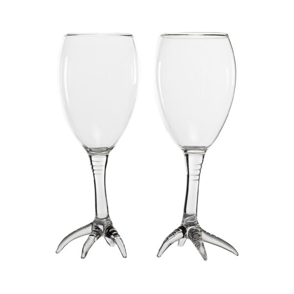 Gajna Wine Glasses Set of 2