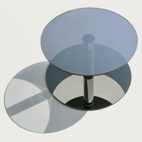 Dia Table Silver