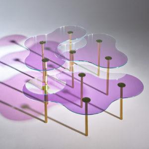 Camo Glass Large