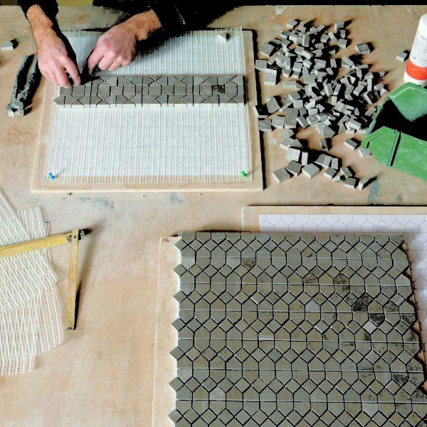 Paesaggio Marble Mosaic