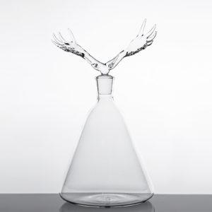 Trophy Bottle Moose
