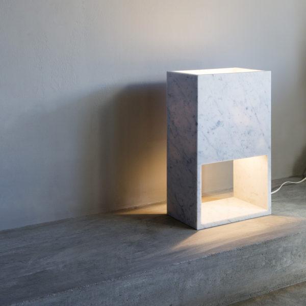 Block Lamp