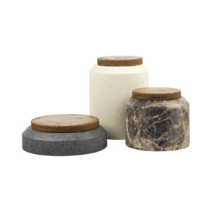 Racchiuso Jar Set of 3