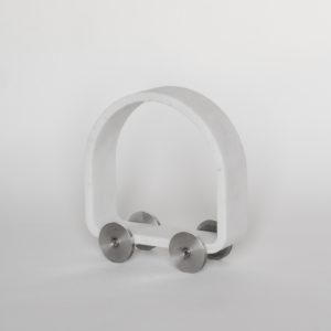 Velocimano Arc Sculpture