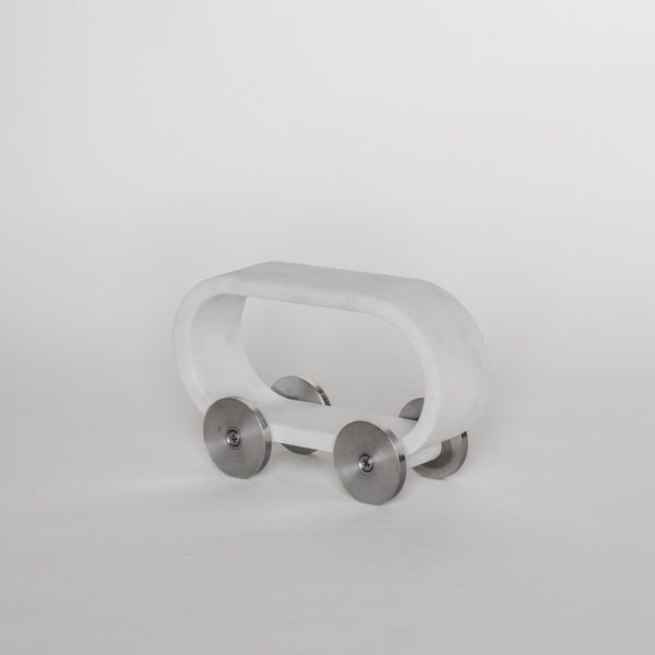 Velocimano Oval Sculpture