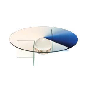 Colour Dial Table Indigo Large