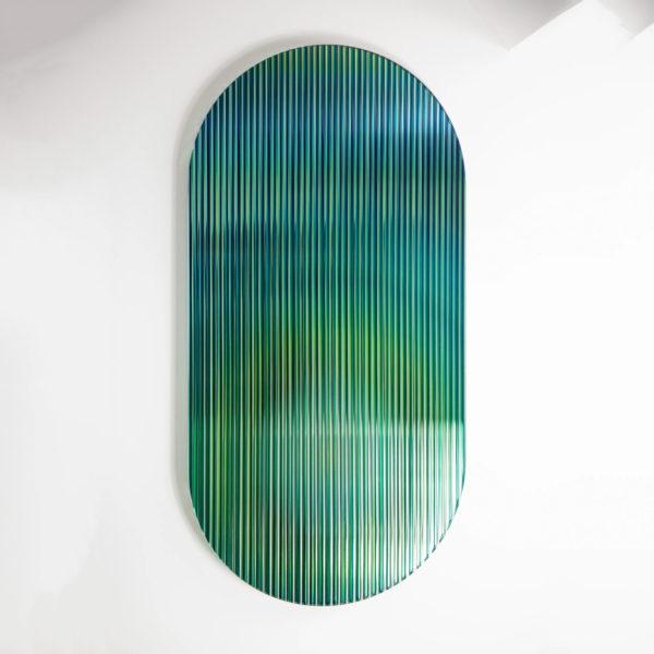 Colour Shift Panel Emerald Large