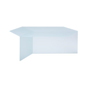 Isom Oblong Clear Glass Delisart