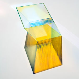 Rho Square Glass