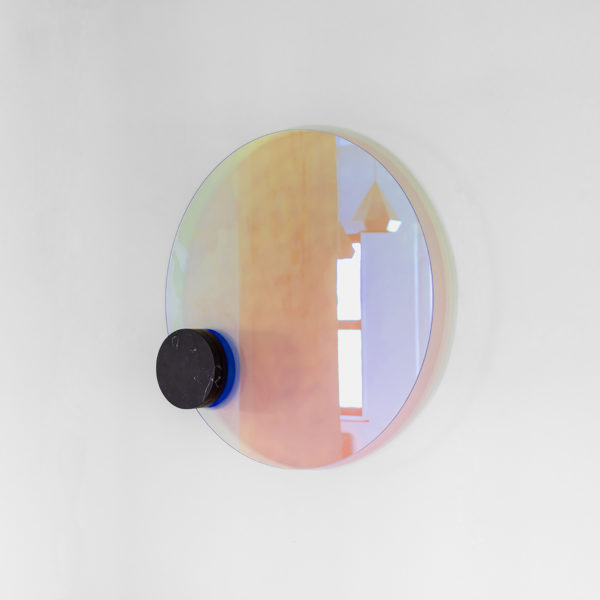 Moon Colored Mirror