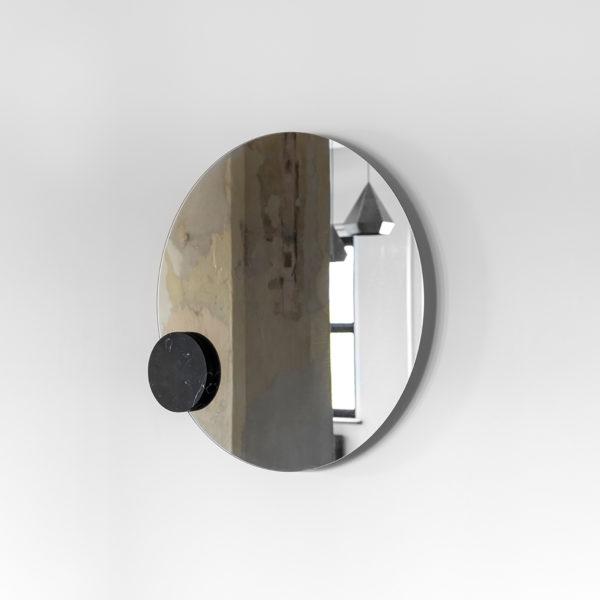 Moon Silver Mirror