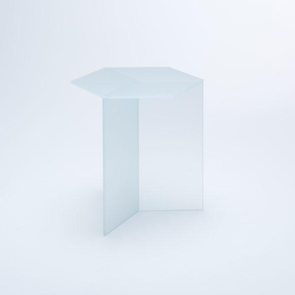 Isom Tall Satin Glass
