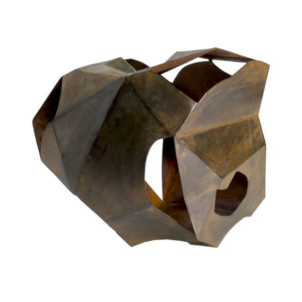 Fold Oxyde Scultpure