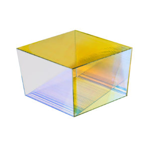 Rho Square Glass Delisart