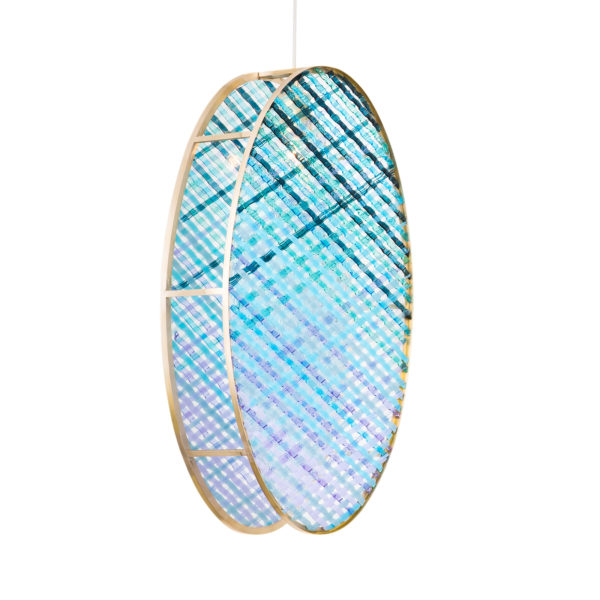 Woven Glass Large