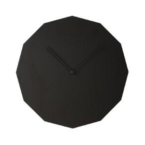 Twelve Steel Clock Delisart