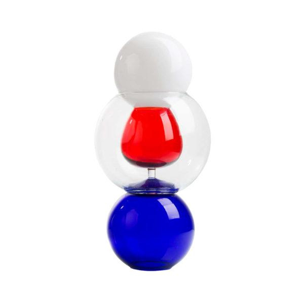 Balzi Rossi Glass Vase