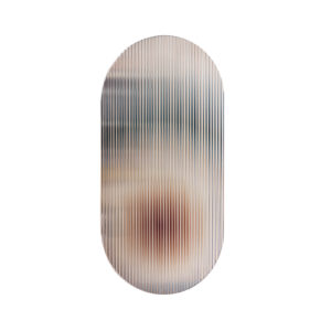 Colour Shift Panel Round Nude Delisart