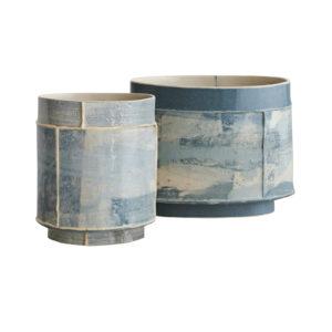 Coastal & Lake Vessel Set of 2