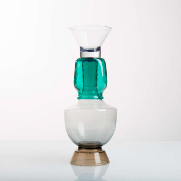 What About Last Night? Glass Vase