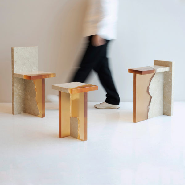 Fragment Side Table