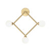 Triangle Wall Sconce