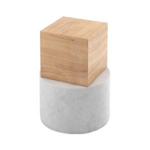 Cut Circle Table Delisart
