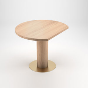 Cut Circle Table