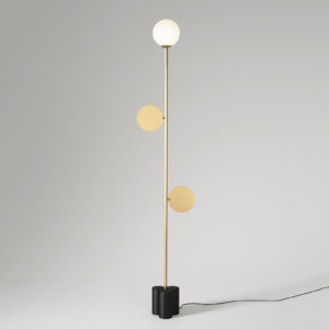 Plates Floor Lamp