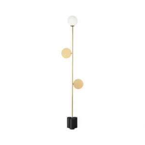 Vertical Globe Floor Lamp Delisart