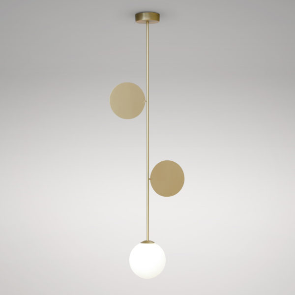 Plates Ceiling Lamp
