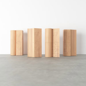 Segments Sideboard Double High