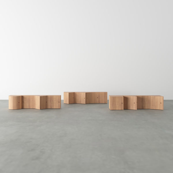 Segments Sideboard