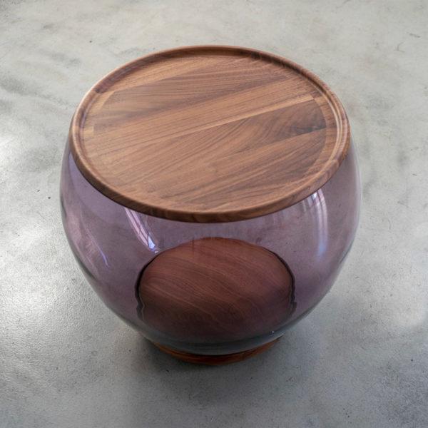 Ciocio Amethyst Side Table
