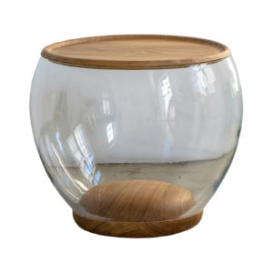 Ciocio Crystal Clear Side Table