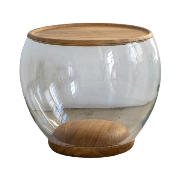 Ciocio Crystal Clear Side Table
