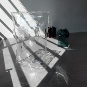 Inflated Clear Sculpture