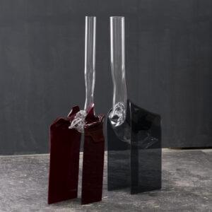 Distorted Blown Vase