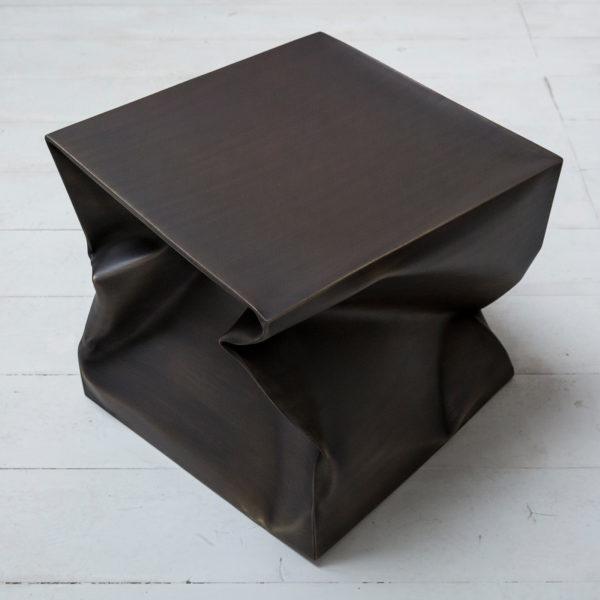 Crash Cube Stool