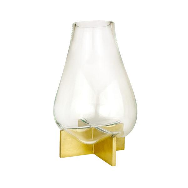 Gravity Vase Bronze