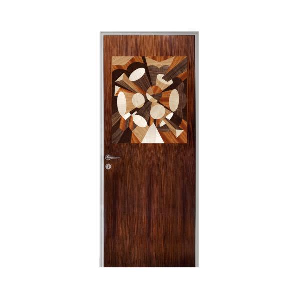 Bespoke Door Inlaid Panel