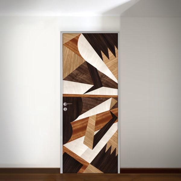 Sotto/Sopra Inlaid Panel
